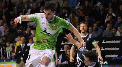 Palma Futsal ficha a Rafa López