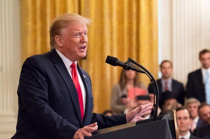 Trump anuncia la deportación de millones de inmigrantes ilegales