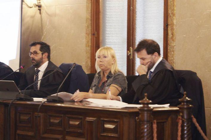 Un perito de la defensa defiende que la víctima de Cala Millor murió por los perros