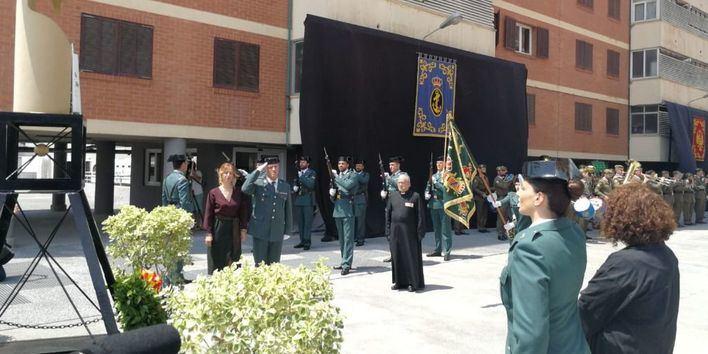 Menores en acogida y de educación especial se acercan a la labor de la Guardia Civil en Palma