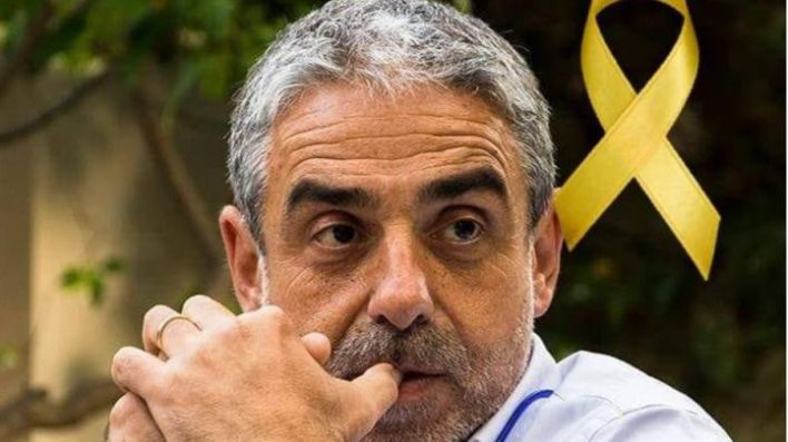 El periodista Joan Carles Palos concluye una etapa en Cort