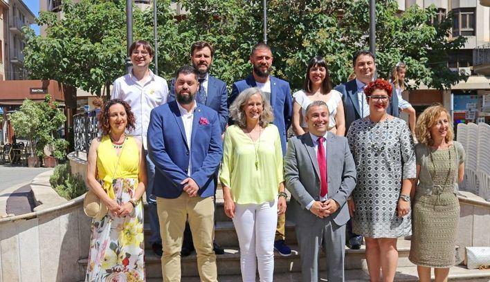 Virgilio Moreno presenta su equipo para gobernar Inca