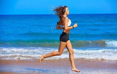 3 de cada 5 baleares hacen más deporte en verano sólo por estética