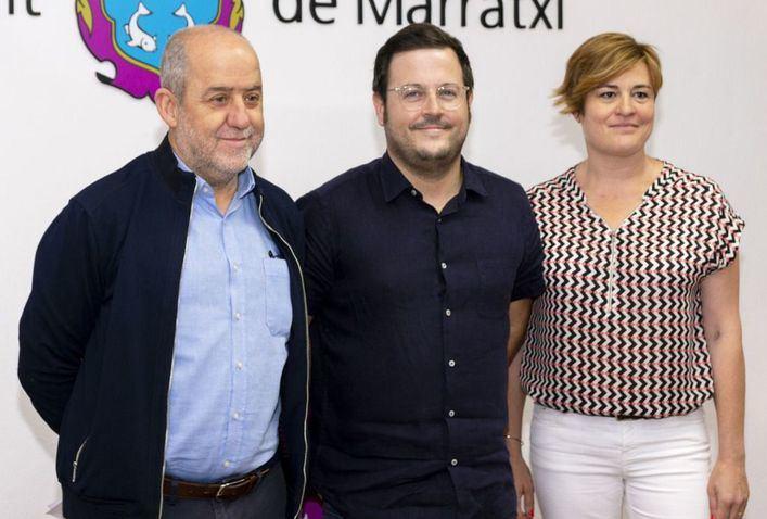 Cabot asume Economía en Marratxí y Canyelles se queda con la concejalía de Urbanismo