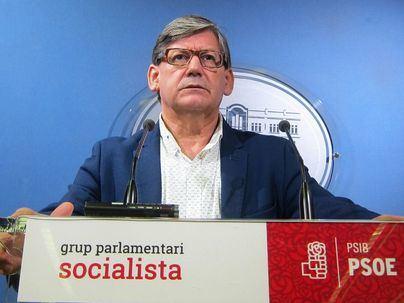 Vicenç Thomàs presidirá el Parlament tras el acuerdo entre PSIB, Més y Podemos