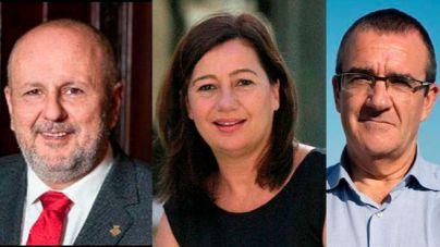 El nuevo Govern estará compuesto por miembros del PSIB, Més y Podem