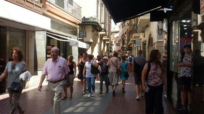 Las ventas del sector servicios suben un 4,5 por ciento en abril en Baleares