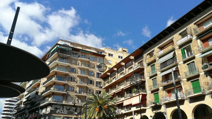El precio de la vivienda caerá en Palma un 5 por cien tras dispararse un 25 en diez años