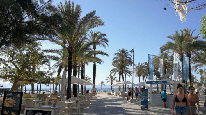El verano será algo más caluroso de lo normal en Baleares