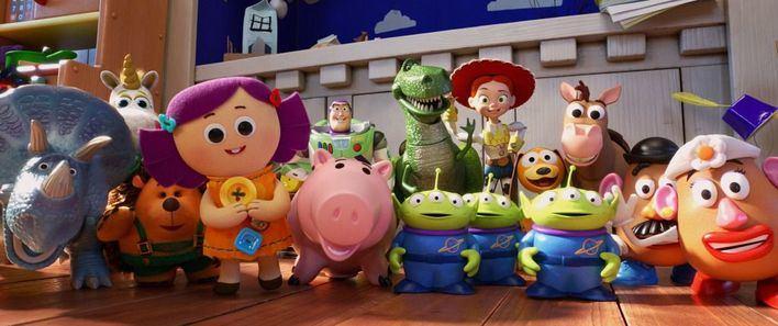 Llega a los cines la cuarta entrega de 'Toy Story'