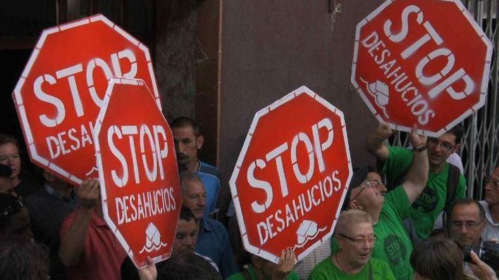 Stop Desahucios pide 'movilización máxima' ante cinco desahucios esta semana