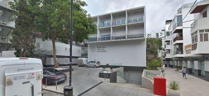 Herido grave un motorista de 33 años tras chocar contra un turismo en Ibiza