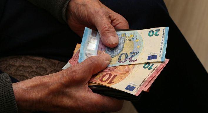 La pensión media en Baleares sube un 5,6 por ciento hasta los 917 euros