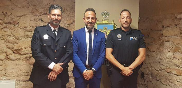 Capdepera refuerza su policía con dos nuevas incorporaciones
