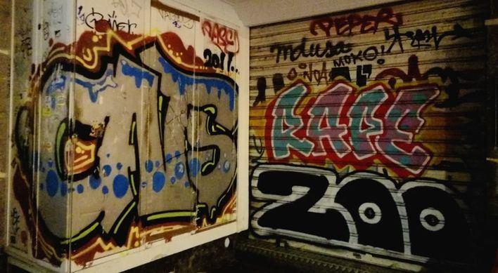 Arca y Cort se reunirán en julio para resolver el problema de las pintadas vandálicas