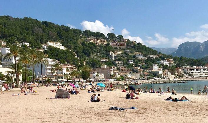 Aemet decreta la alerta por la llegada de la ola de calor a Mallorca