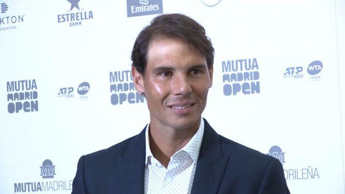 Rafael Nadal: 'Aceptaré ser el número tres si lo ven así y lucharé'