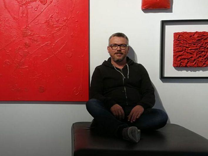 Guillem Vicens expondrá su obra en Austria y Marbella