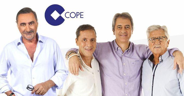 Cope gana medio millón de oyentes en un año