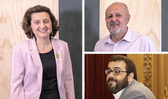 """Fina Santiago, """"perpleja"""" tras la decisión de Més de que ella y Vidal no sigan como consellers"""