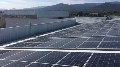 Autovidal instala nuevas plantas fotovoltaicas