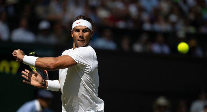 Nadal debutará en Wimbledon contra el japonés Sugita y se medirá con Roger Federer