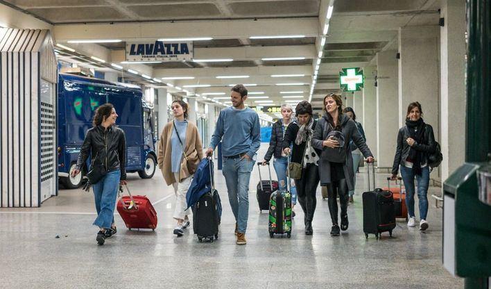 Los aeropuertos de Baleares reciben casi un millón de pasajeros en el primer fin de semana de julio