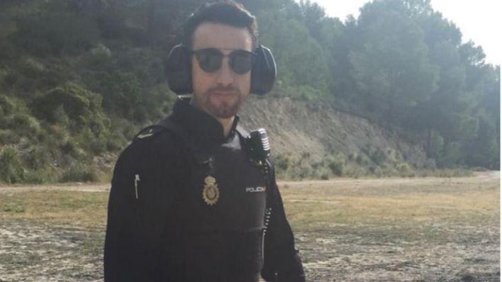Los padres del policía nacional de Palma fallecido: 'Estamos orgullosos de que Álex fuese tan querido por tantas personas'