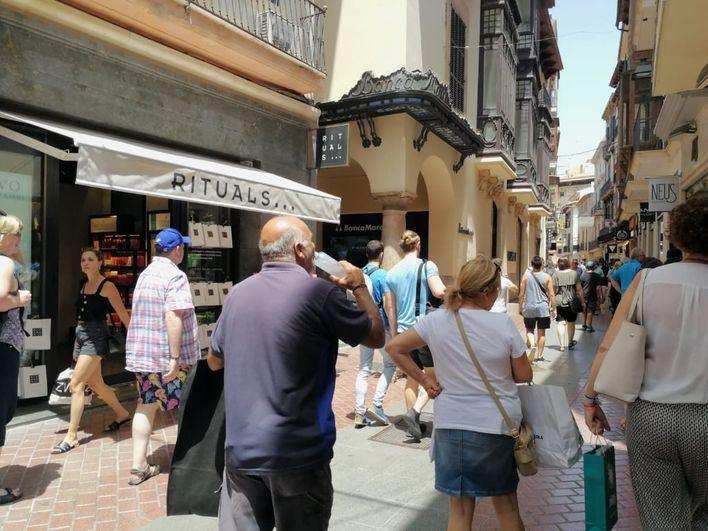 Emergencias activa el Índice de Gravedad 1 por temperaturas extremas en Mallorca
