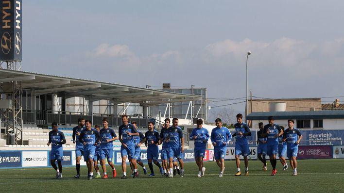 El Atlético Baleares busca hoy la proeza frente al Mirandés