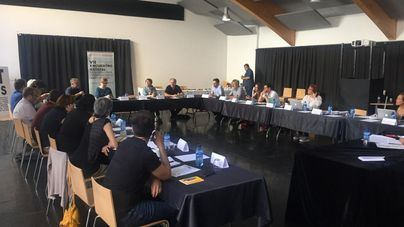 Productoras audiovisuales de Baleares, Valencia y Cataluña apuestan por la colaboración