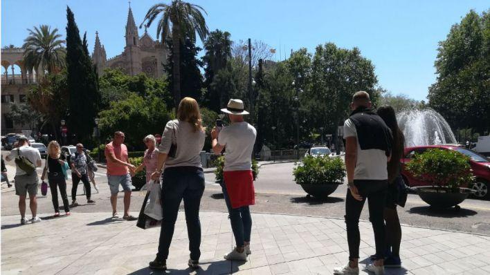 Baleares fue el destino preferido en mayo aunque las pernoctaciones cayeron un 4,5 por cien