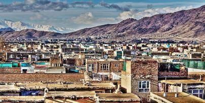 Una gran explosión provoca 68 heridos en Kabul