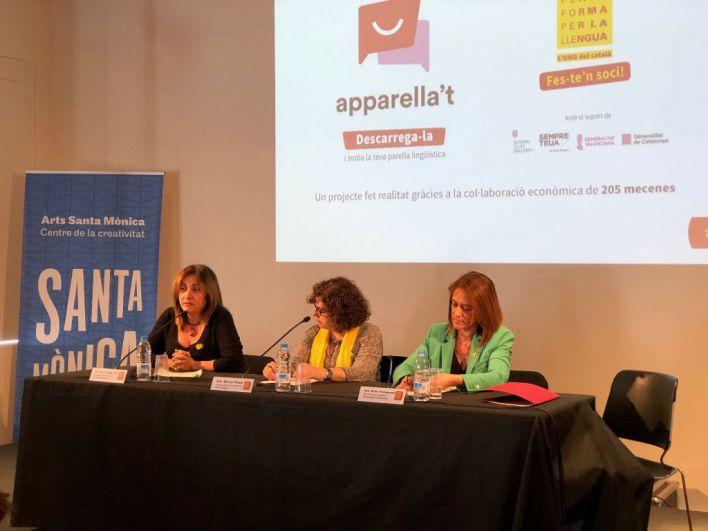 Plataforma per la Llengua critica la poca valentía de los 'Acords de Bellver' con el catalán