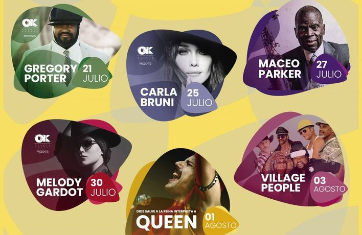 Port Adriano Music Festival regresa con Carla Bruni y Village People