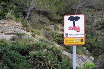 Medio Ambiente prohíbe el uso del fuego en Mallorca por temperaturas extremas
