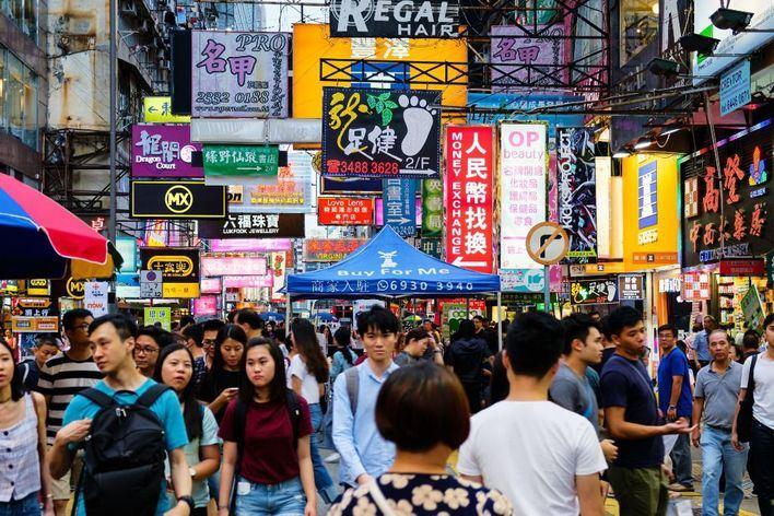 Taiwán muestra su apoyo a los manifestantes de Hong Kong