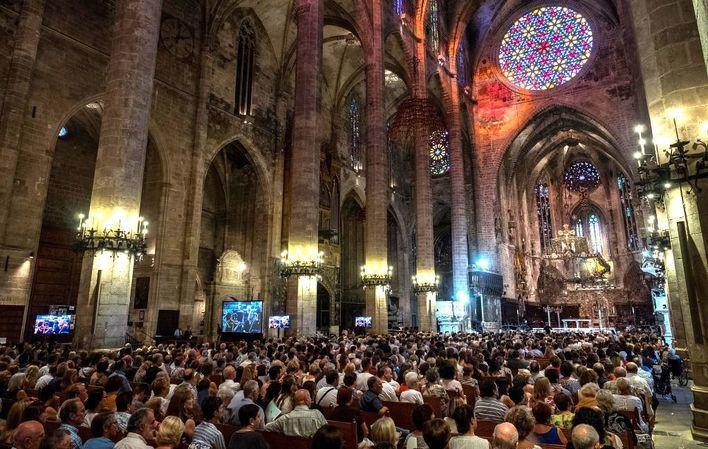 193 cantantes interpretarán este viernes en la Seu la Cantata 147 de Bach