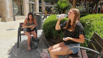 Mallorca en alerta por la subida de las temperaturas