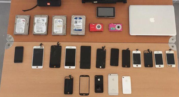 Detenido por numerosos robos en comercios de Calvià