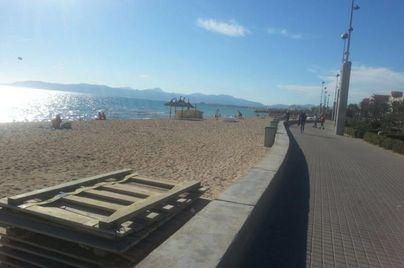 Mallorca y Menorca en alerta por calor