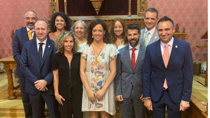 Cladera ya es presidenta del Consell de Mallorca