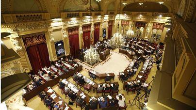 El Parlament arranca esta semana su X legislatura autonómica