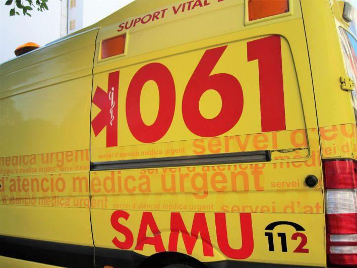 Muere un joven sueco al caer de un quinto piso en el Coll d'en Rabassa