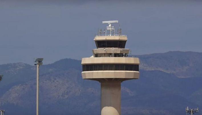 El tráfico aéreo gestionado en Palma aumenta un 3,6 por cien