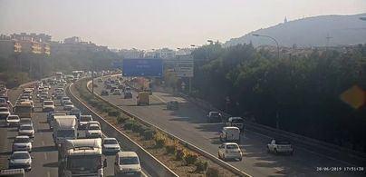 No acabar la Vía Conectora condena a 20.000 coches a usar la Vía de Cintura