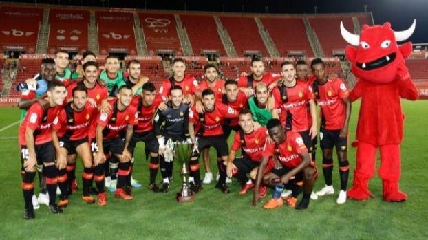 Mallorca y Levante disputarán el trofeo Ciutat de Palma el 10 de agosto
