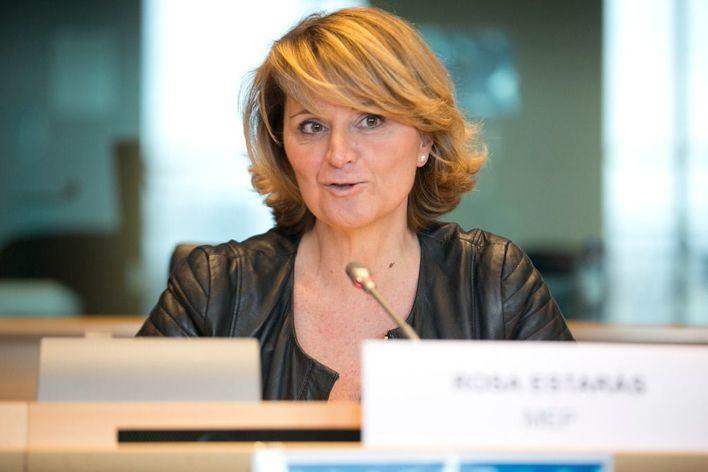 Rosa Estaràs pide volver a constituir el Intergrupo Europeo de Discapacidad
