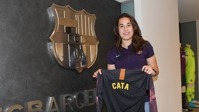 La portera mallorquina Cata Coll ficha por el FC Barça