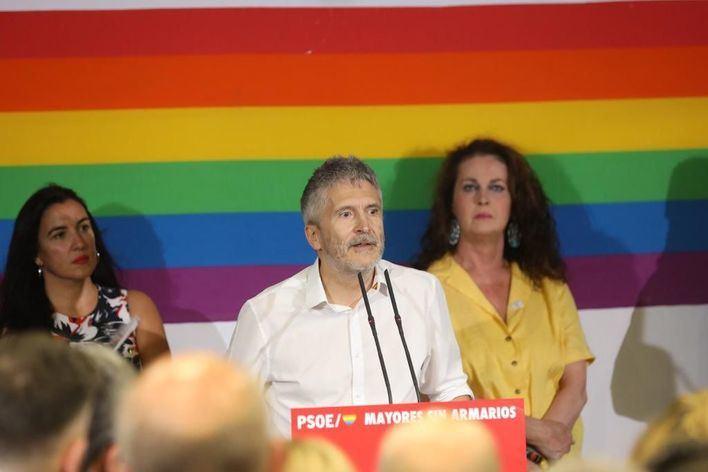 PP y Ciudadanos piden que Sánchez explique en el Congreso por qué no cesa a Marlaska